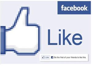 Facebook yazismalari oxuyur