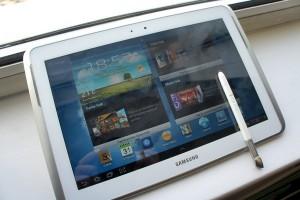 samsunqdan neheng ekranli tablet gelir