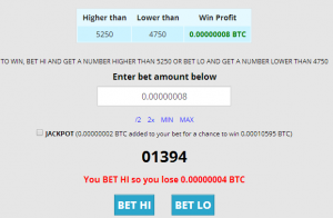 oyun oynamaqla bitcoin qazanmaq