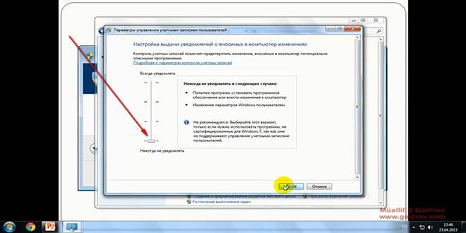 İstifadəçi hesablarının idarə olunması və söndürülməsi