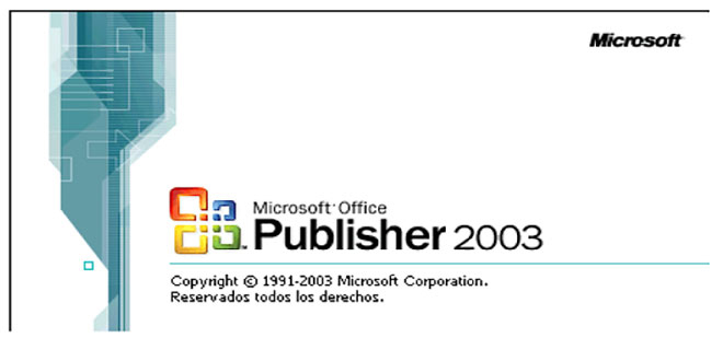 Microsoft Office Publisher 2003 haqqında ümumi məlumat