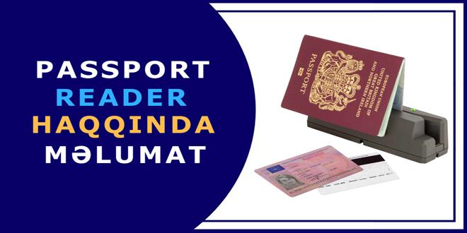 Passport Reader haqqında məlumat