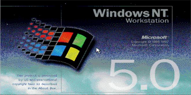 Информация о Windows NT 5.0 Workstation