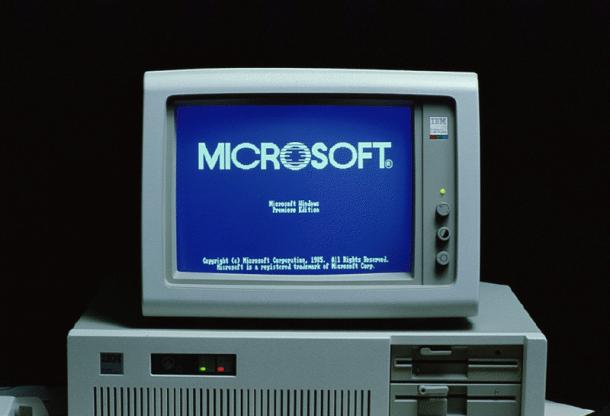 Информация о Windows 1.x