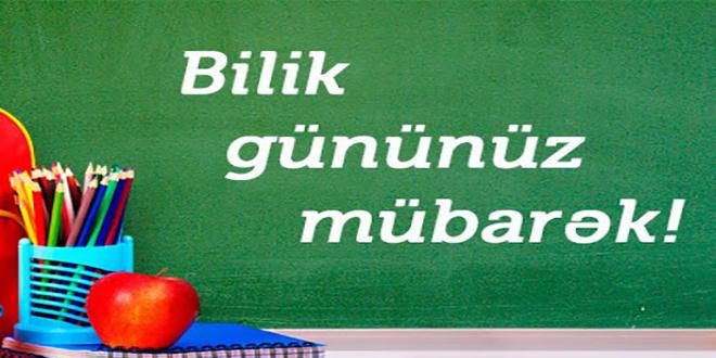 8 saylı Bakı Peşə Liseyində Bilik günü qeyd edildi.
