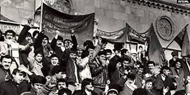 Azərbaycanın milli-azadlıq hərəkatı