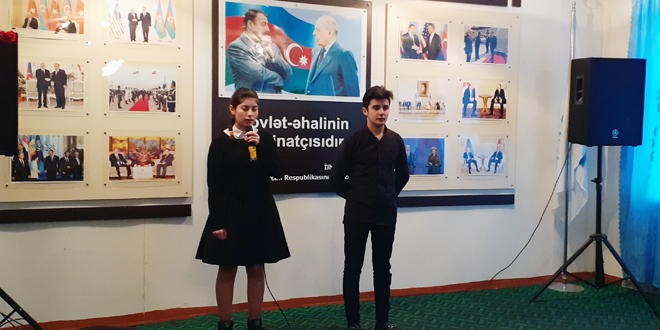 20 Yanvar faciəsinə həsr olunmuş ədəbi-bədii tədbir