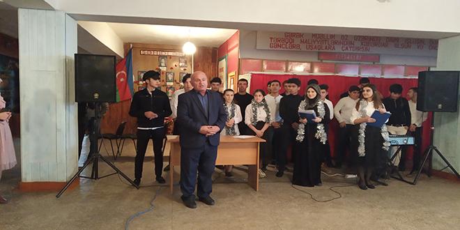 Dünya Azərbaycanlılarının Həmrəylik Günü qeyd olundu