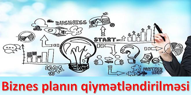 Biznes planın qiymətləndirilməsi