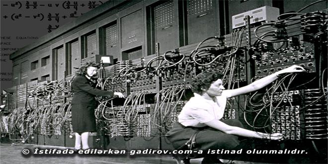 Kompüterlərin qısa inkişaf tarixi