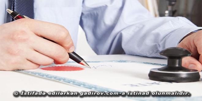 Məhsulun və xidmətin sertifikatlaşdırılması