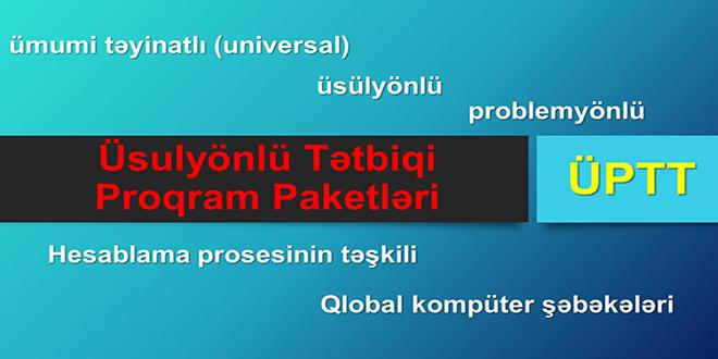 Üsulyönlü Tətbiqi Proqram Paketləri