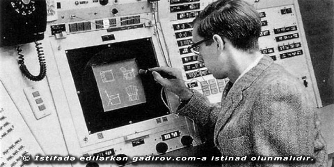 Kompüter qrafikasının inkişaf tarixi