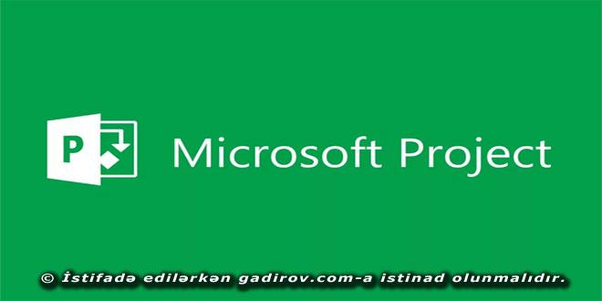 Ms Office proqramlar paketi