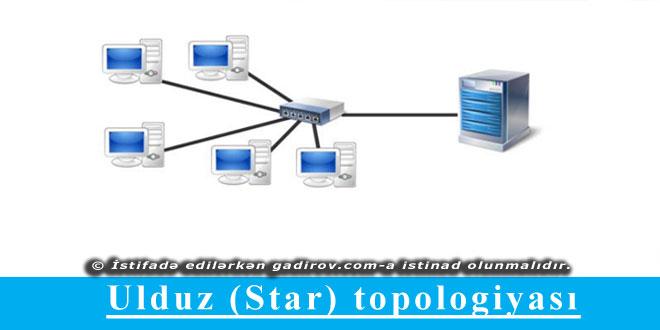 Ulduz (Star) topologiyası